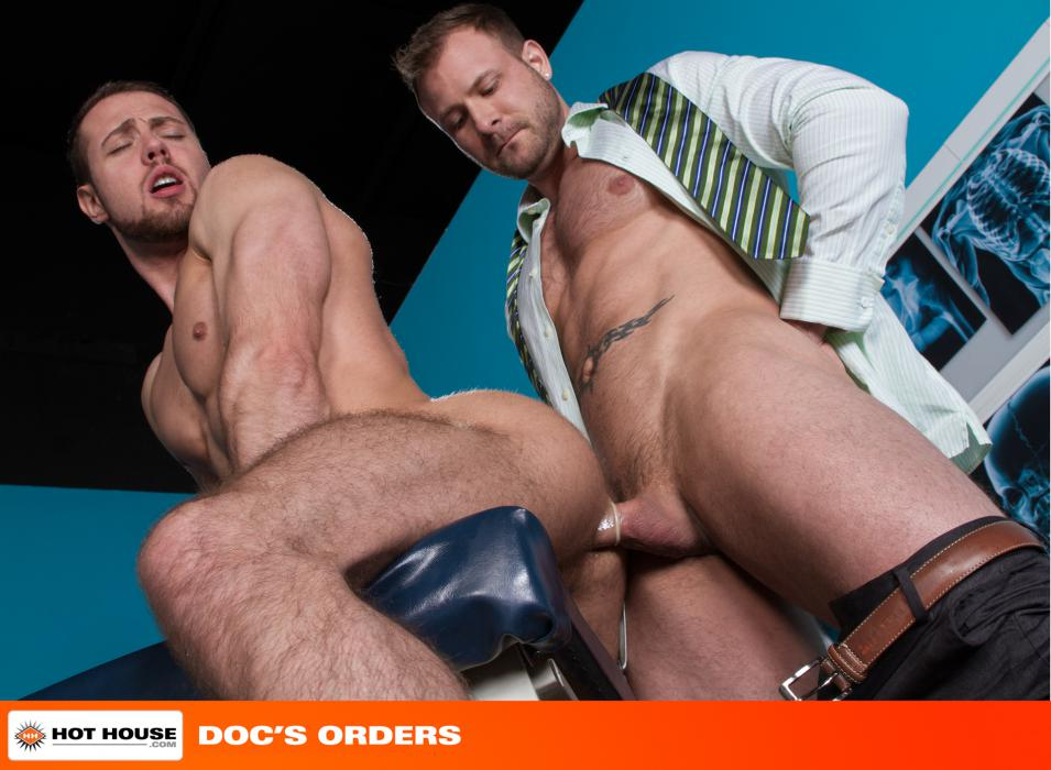 Gays fucked by doctors pix today the clinic 4