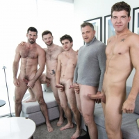 Billy Santoro, Will Braun, Dennis West, Brenden Cage