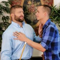 Colby Jansen and Garrett Cooper