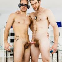 Colby Keller and Brenner Bolton, X-MEN