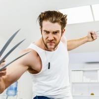 Colby Keller As Wolverine