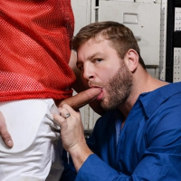 Darin Silvers and Colby Jansen