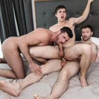 Billy Santoro, Dennis West and Will Braun