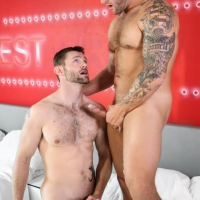 Dennis West and Colby Jansen