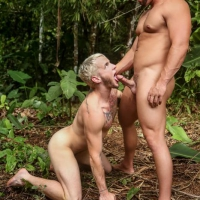 Luke Adams and Colton Grey , Tarzan