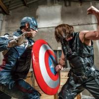 Paddy O'Brian and Alex Mecum, Captain America