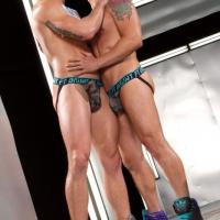 Ryan Rose and Jimmy Durano