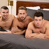 Wesley Woods, Jeremy Spreadums, Reed Jameson, Rough and Raw