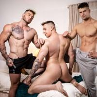 Ace Quinn, Malik Delgaty, William Seed