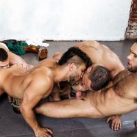 Adam Ramzi, Alex Mecum, Kurtis Wolfe, Julian Knowles