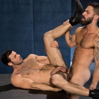 Adam Ramzi and Dario Beck At Raging Stallion