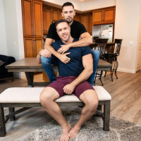Alex Mecum and  Shane Jackson