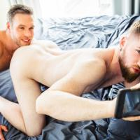 Alex Mecum and Thyle Knoxx