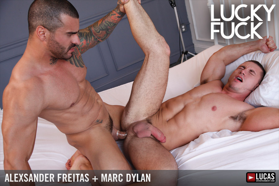Marc Dylan Fucked