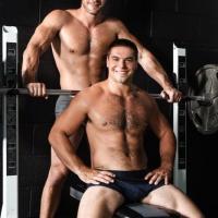 Aspen and Brandon Cody