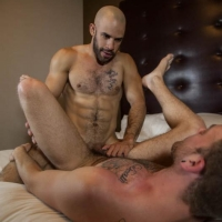 Brett Beckham barebacked by Austin Wilde At RandyBlue