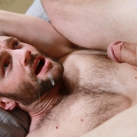 Bennett Anthony and Dennis West Fucked At First Site