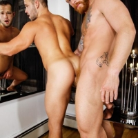 Bennett Anthony and Luke Adams