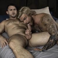 Blaze Austin and Blake Ryder