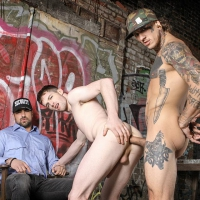 Bo Sinn, Thyle, and Ryan Bones
