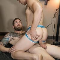 Brad Powers and Leo Luckett