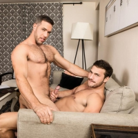 Brandon Cody and Alex Mecum