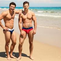 Brandon Cody and Roman Todd