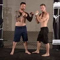 Brandon Evans and Jordan Levine