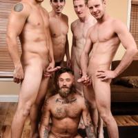 Brandon Evans, Ashton McKay, Damien Kyle, Hoytt Walker