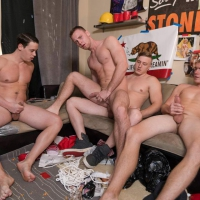 Brandon Evans, Zane Anders, Tobias, Tom Faulk