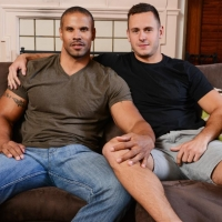 Robert Axel and Brenner Bolton