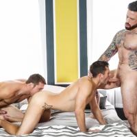 Brenner Bolton, Connor Maguire, Jordan Levine