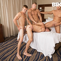 Brenner Bolton,Max London ,Leon Lewis,,Zane Anders