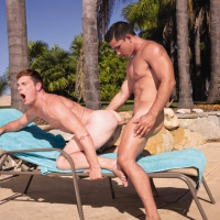 Brent Corrigan and Topher DiMaggio