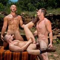 Brian Bonds, Nick Sterling, and Andrew Stark 3 Way