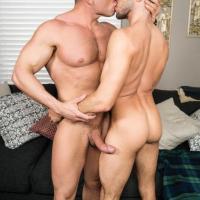 Bruce Beckham and Shane Jackson
