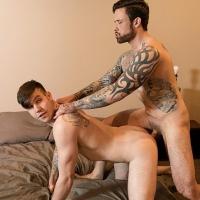 Buck Richards and Jordan Levine