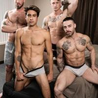 Carlos Lindo, Titus, Dane Stewart, Blaze Burton