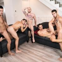 Cazden Hunter, Dante Colle, Colton Grey, Dominic Pacifico, Marcus Tresor