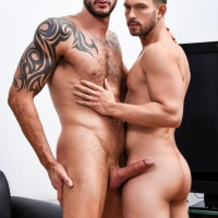 Cliff Jensen and Casey Jacks
