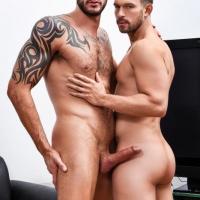 Cliff Jensen and Casey Jacks