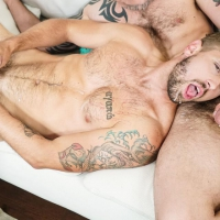 Cliff Jensen and Wesley Woods