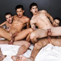 Cliff Jensen, Ethan Slade, Will Braun, Roman Todd