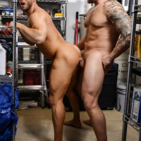 colby jansen and rod pederson