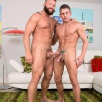 Colby Jansen and Alexander Gustavo