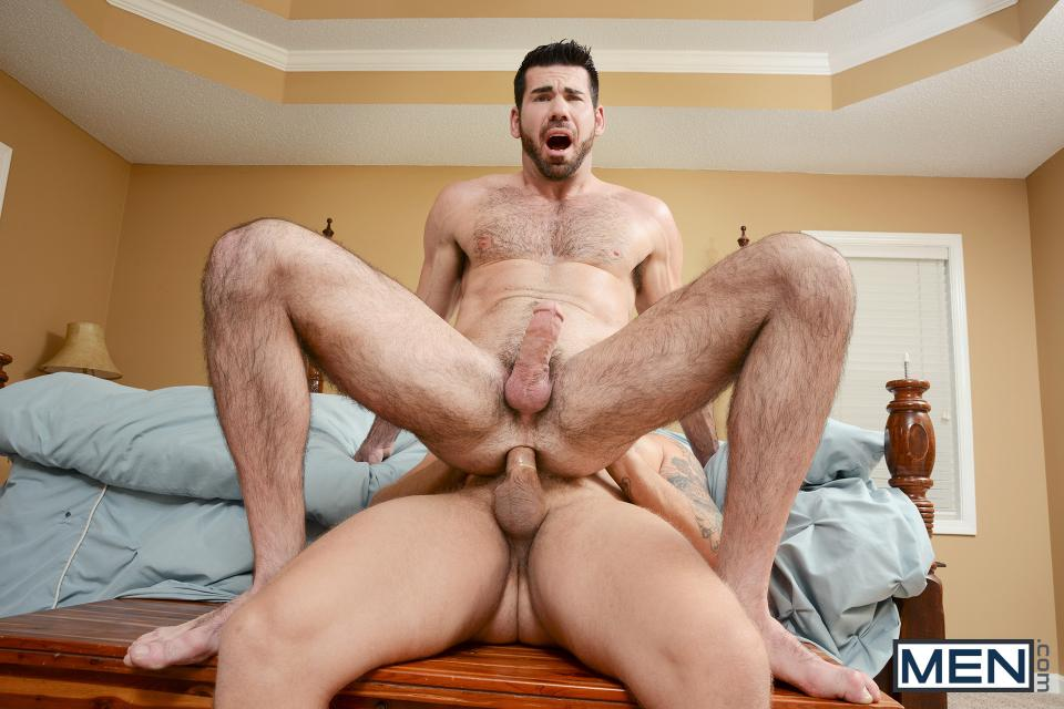 colby goes for round two anal fuck with billy