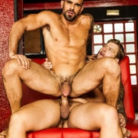 Colby Jansen and Damien Crosse