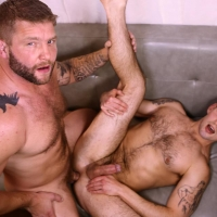 Colby Jansen Fucks Chris Harder