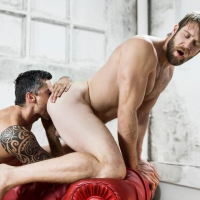 Colby Keller and Jay Roberts