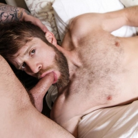 Colby Keller and Jordan Levine